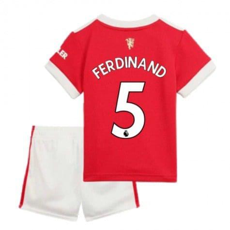 Детская форма Манчестер Юнайтед 2021-2022 Фердинанд 5 заказать
