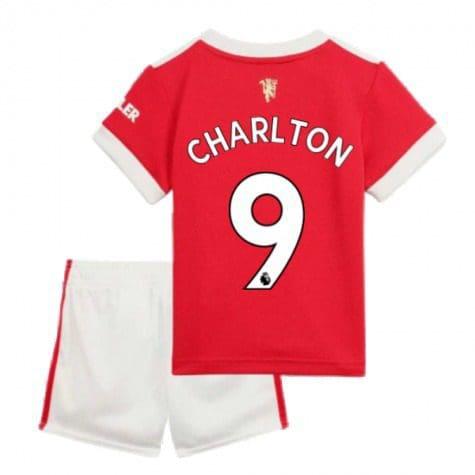 Детская форма Манчестер Юнайтед 2021-2022 Чарльтон 9 купить