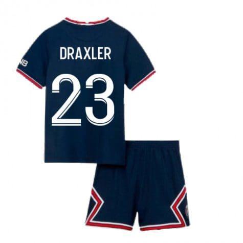 Детская форма ПСЖ 2021-2022 Дракслер 23