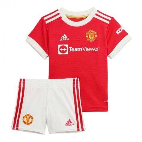Детская футбольная форма Манчестер Юнайтед 2021-2022