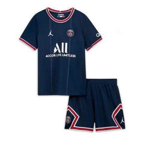 Детская футбольная форма ПСЖ 2021-2022