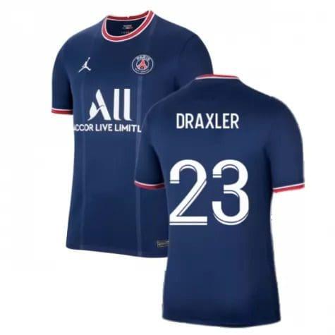 Футболка Дракслер 23 ПСЖ 2021-2022