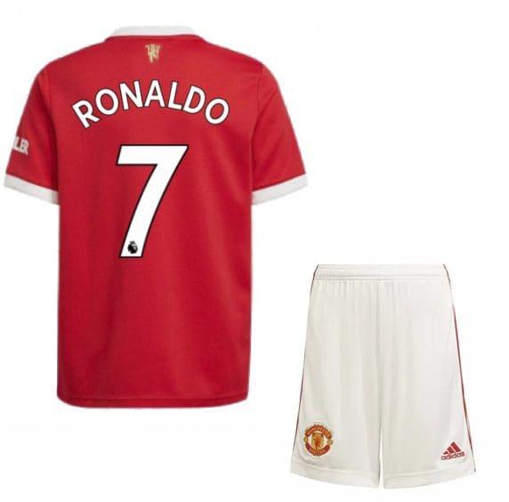Футбольная форма Роналду 7 Манчестер Юнайтед 2021-2022