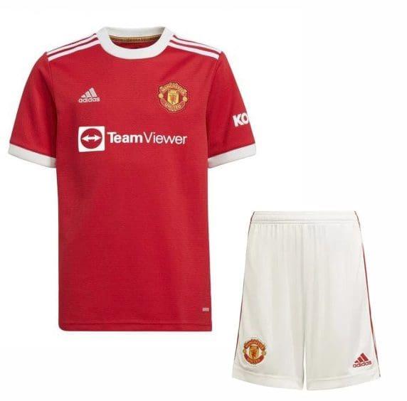 Футбольная форма Роналду 7 Манчестер Юнайтед 2021- 2022