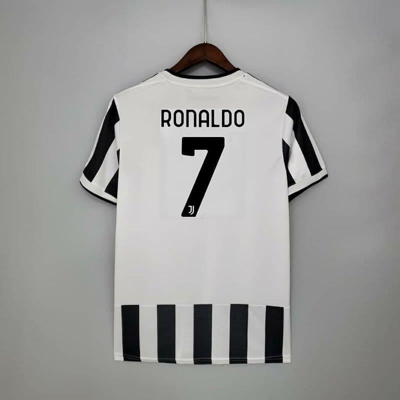 футболка роналдо ювентус 2021-2022