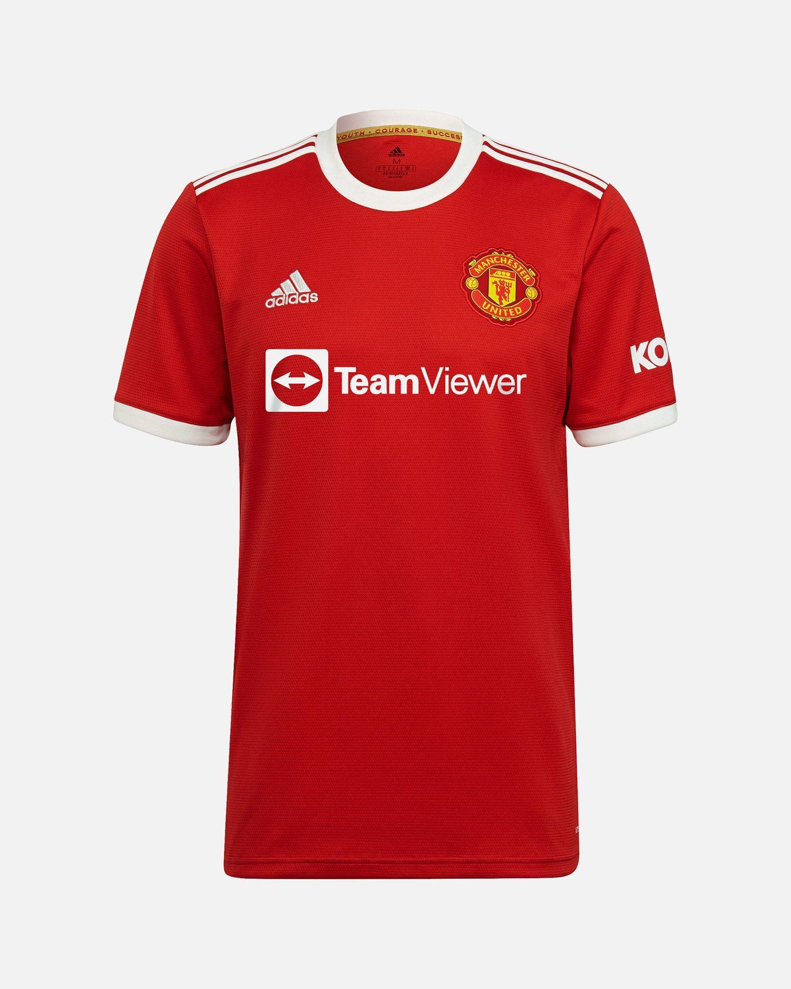 Футболка Манчестер Юнайтед 2021-2022
