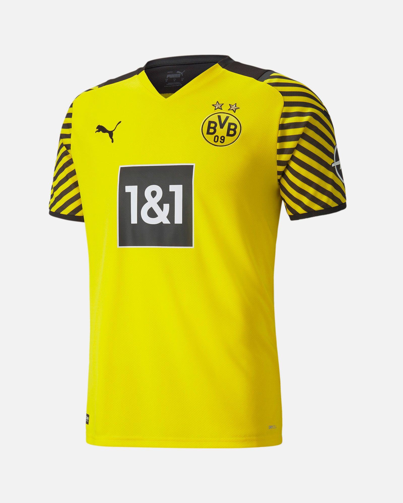 Футболка Боруссия Дортмунд 2021-2022