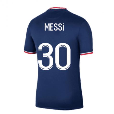 Детская футболка Месси Псж 2021-2022 pfrfpfnm