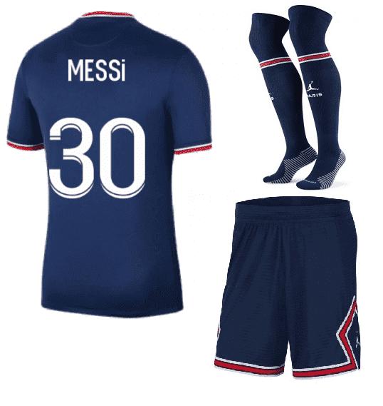 Футбольная форма Месси ПСЖ