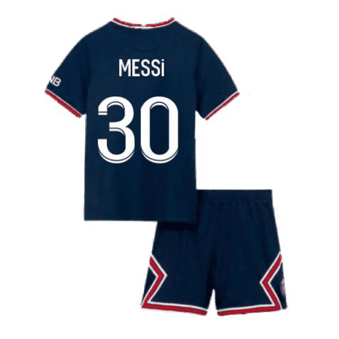 Детская форма Месси Псж 2021-2022