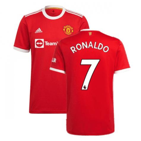 Футболка Роналдо Манчестер Юнайтед 2021-2022