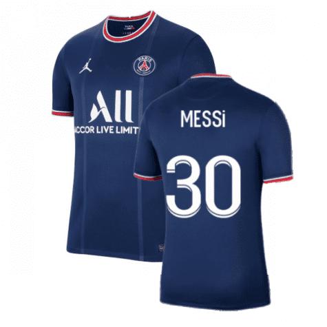 Футболка Месси 30 Псж 2021-2022 купить