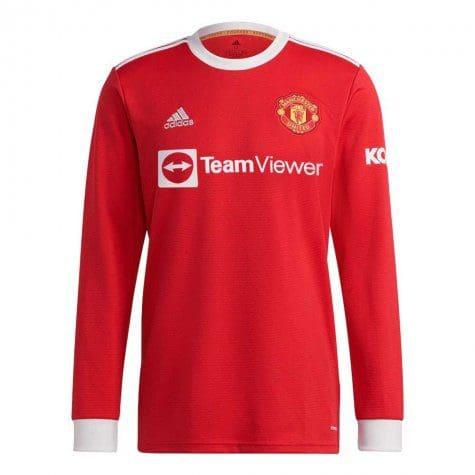 Футболка Роналдо 7 Manchester United 2021-2022 длинный рукав regbnm