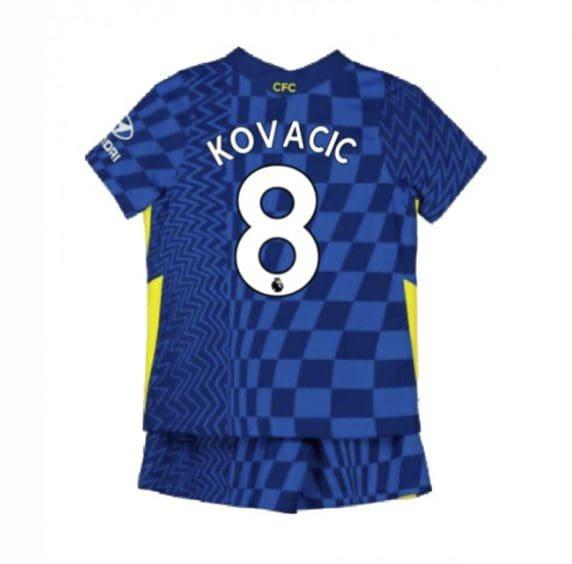 Детская форма Челси 2021-2022 Ковачич 8