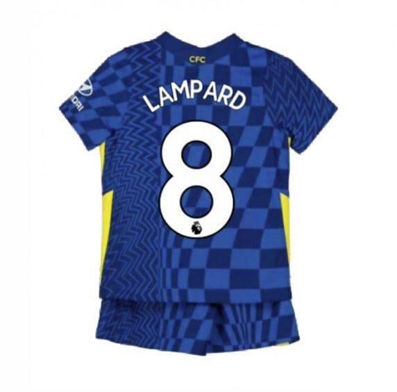 Детская форма Челси 2021-2022 Лэмпард 8