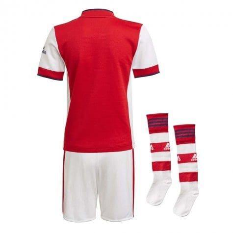 Детская футбольная форма Арсенал 2021-2022 с гетрами