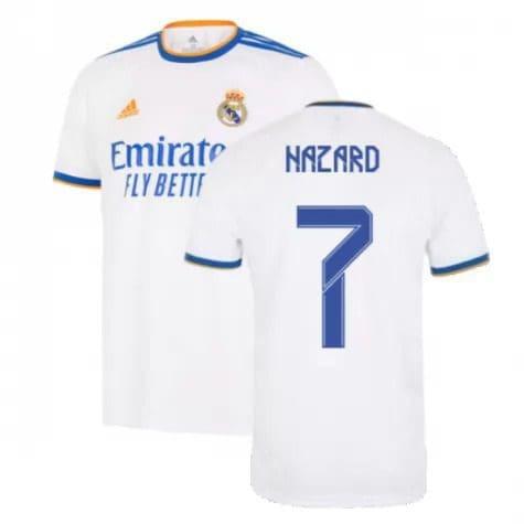 Футболка Азар 7 Реал Мадрид 2021-2022