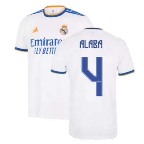 Футболка Алаба 4 Реал Мадрид 2021-2022