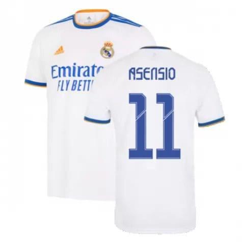 Футболка Асенсио 11 Реал Мадрид 2021-2022