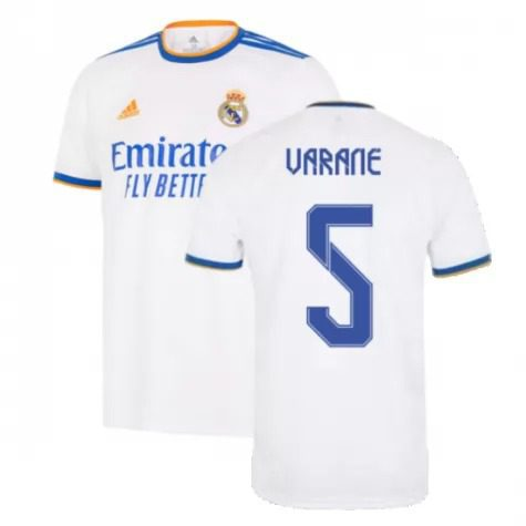 Футболка Варан 5 Реал Мадрид 2021-2022
