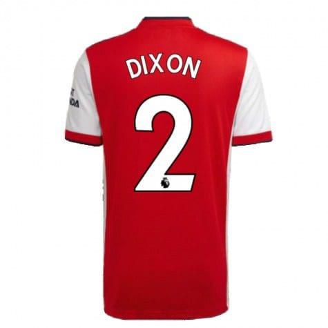 Футболка Диксон 2 Арсенал 2021-2022