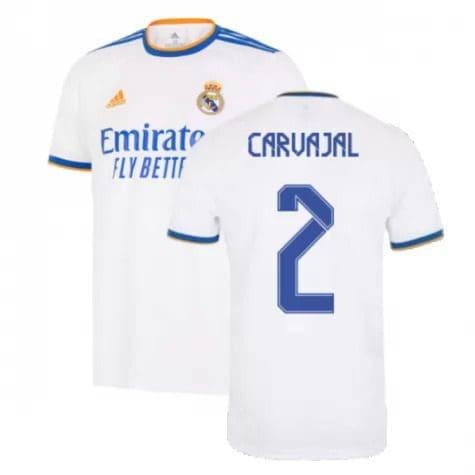 Футболка Карвахаль 2 Реал Мадрид 2021-2022