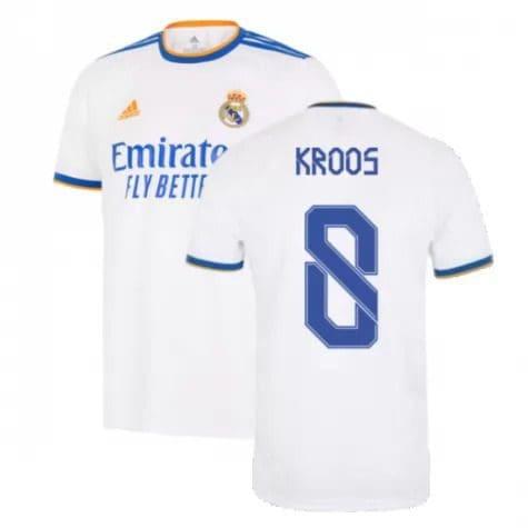 Футболка Кроос 8 Реал Мадрид 2021-2022