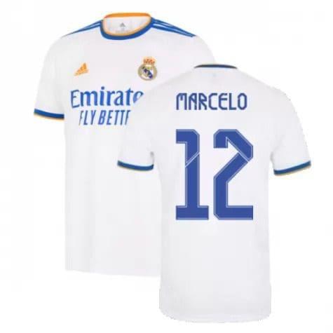 Футболка Марсело 12 Реал Мадрид 2021-2022