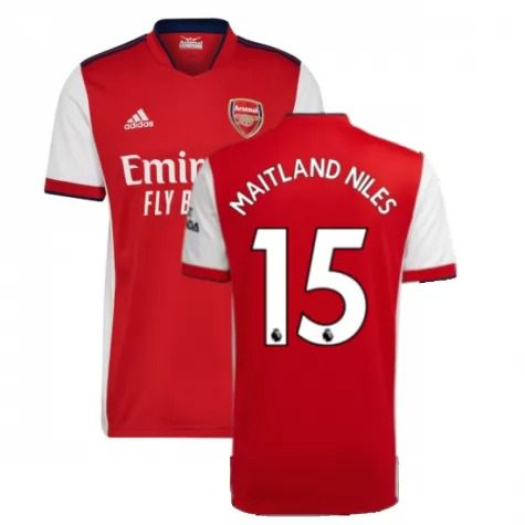 Футболка Мейтленд-Найлз 15 Арсенал 2021-2022