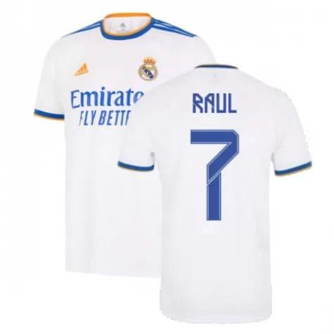 Футболка Рауль 7 Реал Мадрид 2021-2022