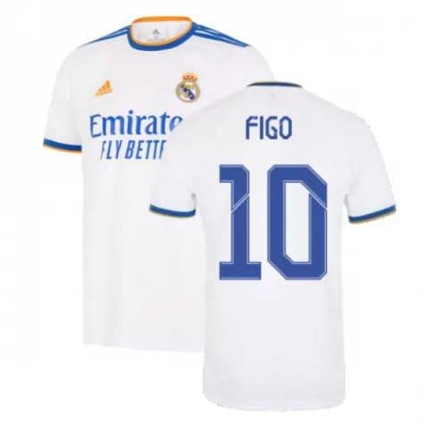 Футболка Фигу 10 Реал Мадрид 2021-2022