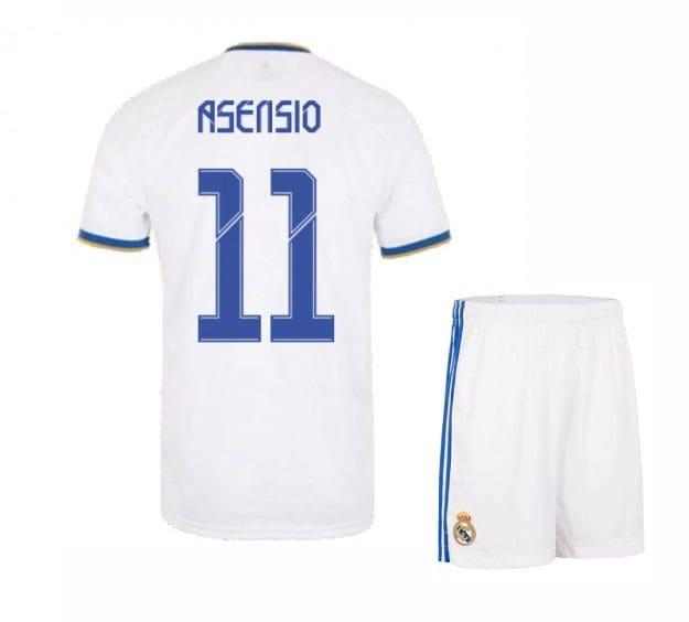 Футбольная форма Асенсио 11 Реал Мадрид 2021-2022