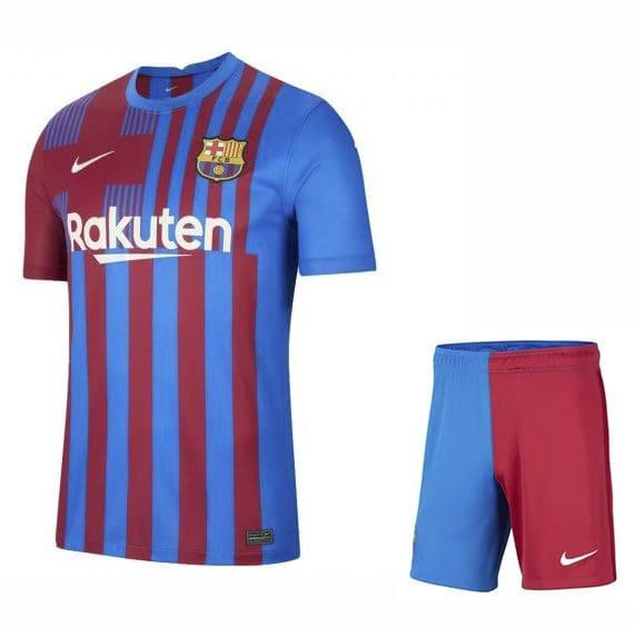 Футбольная форма Барселона 2021-2022