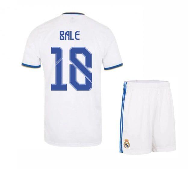 Футбольная форма Бейл 18 Реал Мадрид 2021-2022