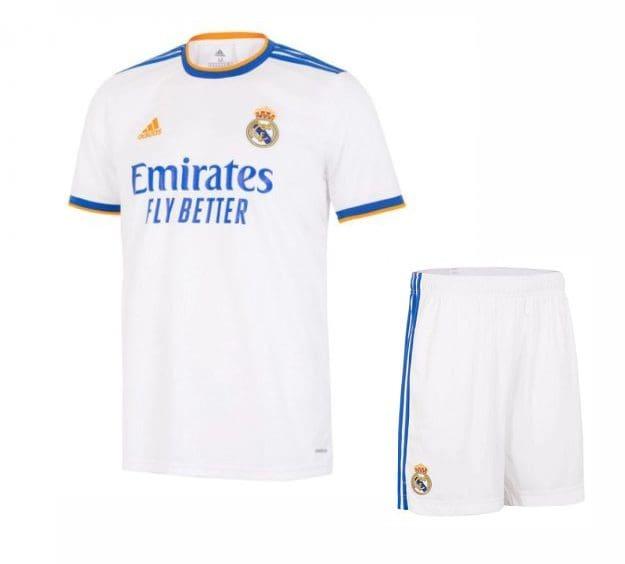 Футбольная форма Реал Мадрид 2021-2022
