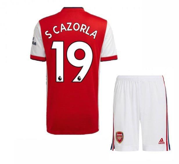 Футбольная форма С Касорла 19 Арсенал 2021-2022
