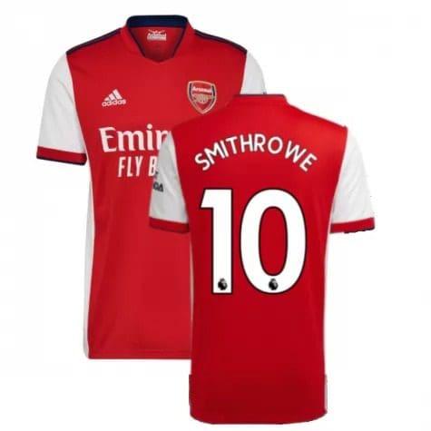 Футболка Смит-Роу 10 Арсенал 2021-2022