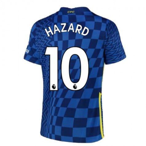 Футболка Азар 10 Челси 2021-2022