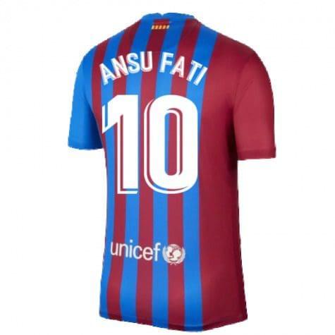 Футболка Ансу Фати 10 Барселона 2021-2022