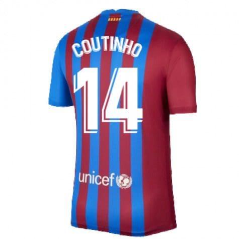 Футболка Коутиньо 14 Барселона 2021-2022