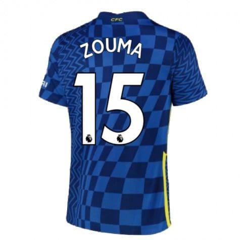 Футболка Зума 15 Челси 2021-2022