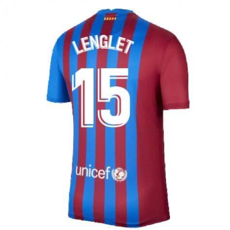 Футболка Лангле 15 Барселона 2021-2022