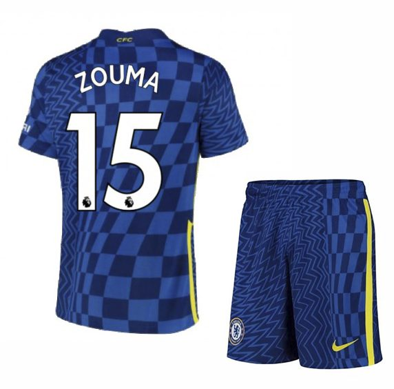 Футбольная форма Зума 15 Челси 2021-2022