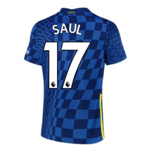 Футболка Сауль 17 Челси 2021-2022