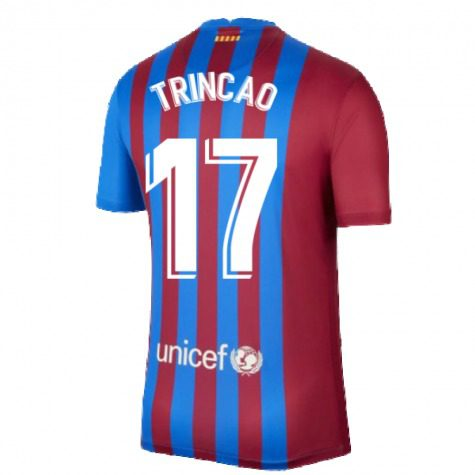 Футболка Тринкау 17 Барселона 2021-2022