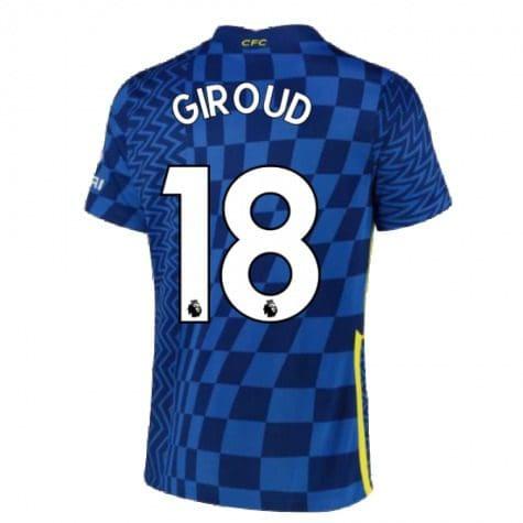 Футболка Жиру 18 Челси 2021-2022