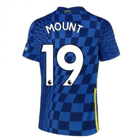 Футболка Маунт 19 Челси 2021-2022