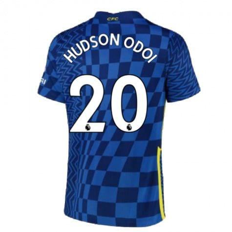 Футболка Хадсон-Одои 20 Челси 2021-2022