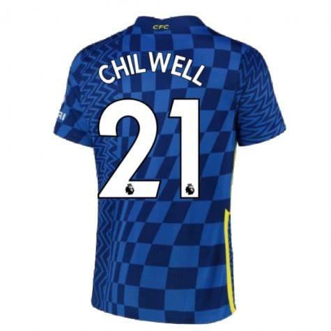 Футболка Чилуэлл 21 Челси 2021-2022