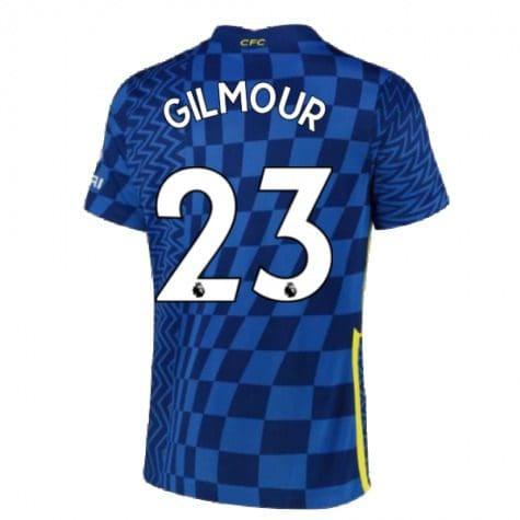 Футболка Гилмор 23 Челси 2021-2022